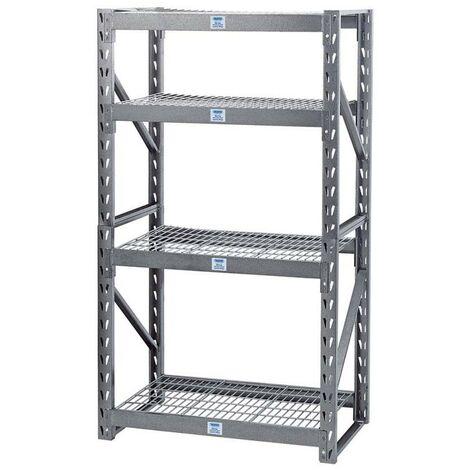 Draper Heavy Duty Steel Garage Work Shop Industrial Metal Shelving 05230