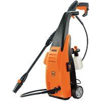 Draper Pressure Washer 1200w Orange 53864