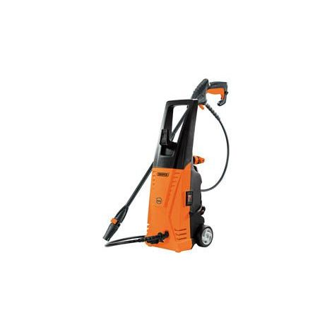 Draper Pressure Washer Orange 1700w