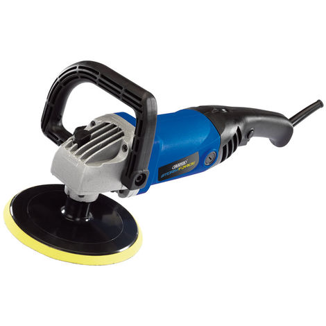 DRAPER STORM FORCE 180MM ANGLE POLISHER (1200W) 83655