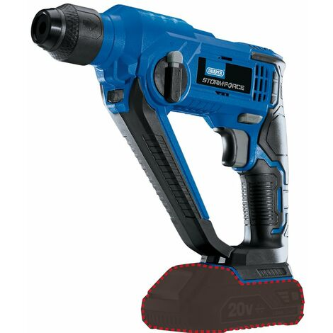 Draper Storm Force® 20V SDS+ Rotary Hammer Drill - Bare
