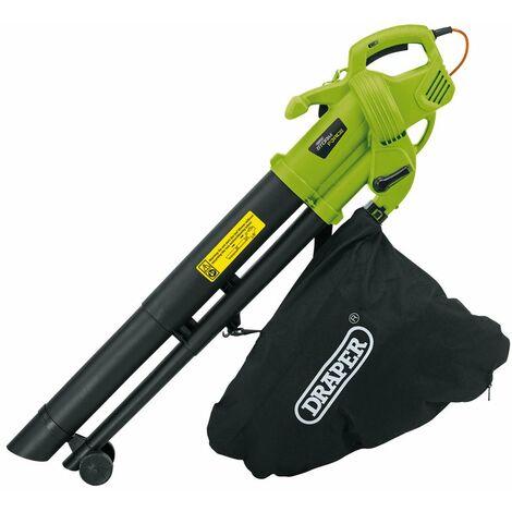 Draper Storm Force® Garden Vacuum/Blower/Mulcher (3000W)