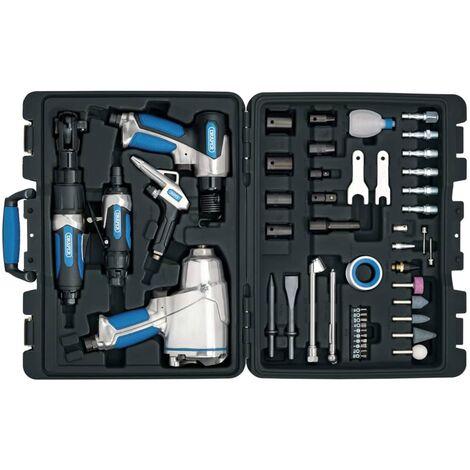 Draper Tools 50 Piece Air Tool Kit