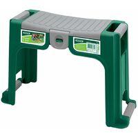 Draper Tools Banquito de jardinería verde 76763