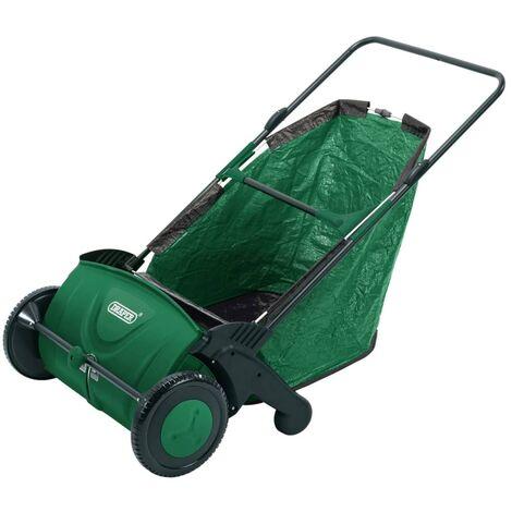 "Draper Tools Barredora de jardín verde 21"" - Verde"
