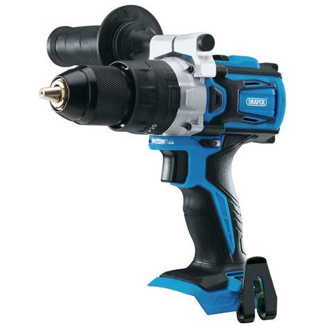 Draper Tools Brushless Combi Drill Bare D20 20V 60Nm
