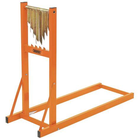 Draper Tools Chevalet à bûches 150 kg Orange