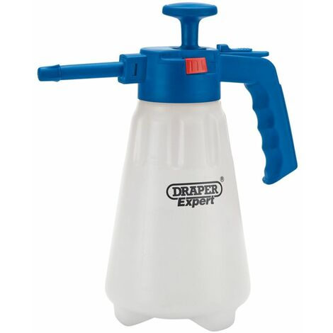 Draper Tools Expert FPM Pump Sprayer 2.5 L Blue 82456