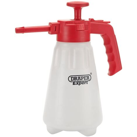 Draper Tools Expert Pump Sprayer 2.5 L Red 82459