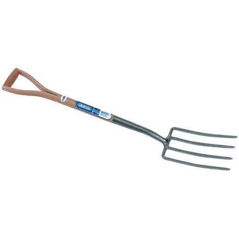 Draper Tools Garden Fork Carbon Steel 14301