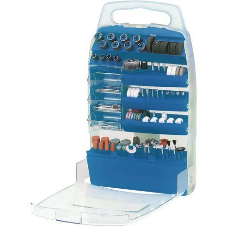 Draper Tools Kit de accesorios para multiherramientas 200 piezas