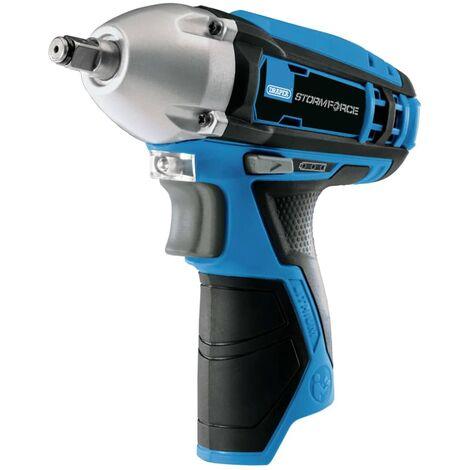 Draper Tools Llave de impacto Storm Force expuesto 80 Nm 10,8 V