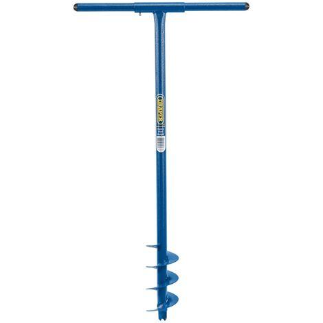 Draper Tools Perforadora de suelo con taladro 10x95 cm 82846