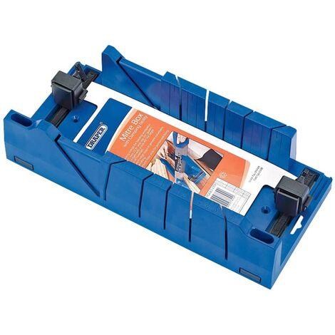 Draper Tools Profi Gehrungssäge mit Spannvorrichtung Blau 09789
