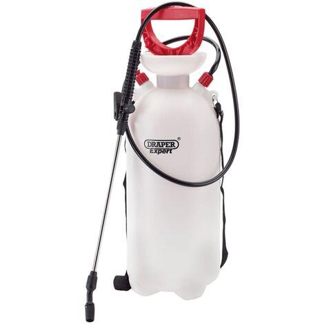 Draper Tools Pulvérisateur à pompe 10 L Rouge 82460
