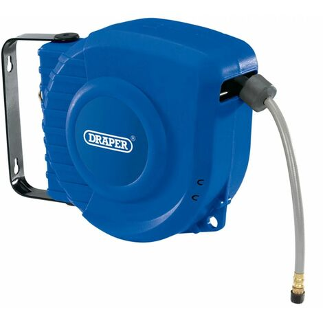 Draper Tools Retractable Air Hose Reel 12 m 15047