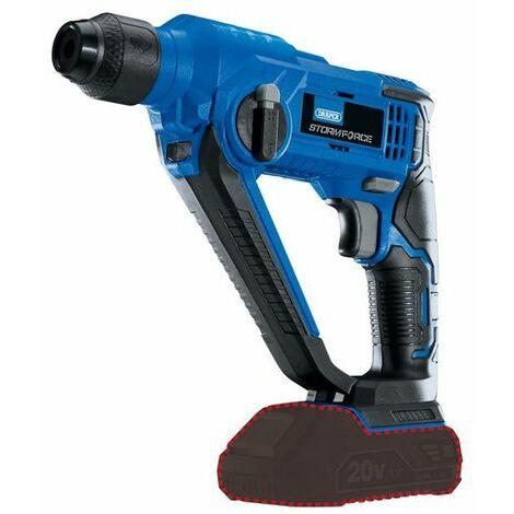 Draper 89512 Storm Force® 20V SDS+ Rotary Hammer Drill - Bare
