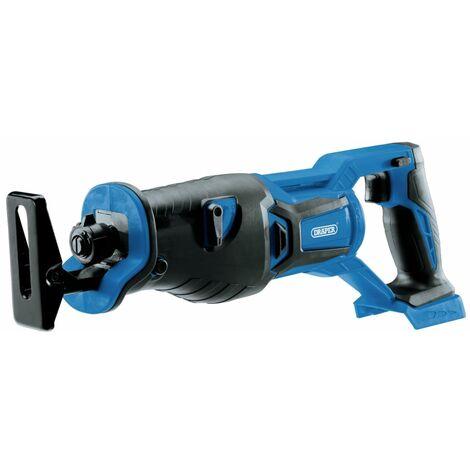 Draper Tools Sierra con movimiento alternativo sin escobillas D20 20V