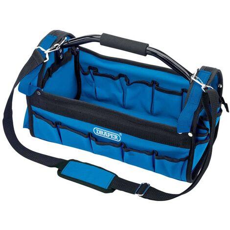 Draper Tools Tote Tool Bag Nylon 42x23.5x30 cm 85751 - Blue