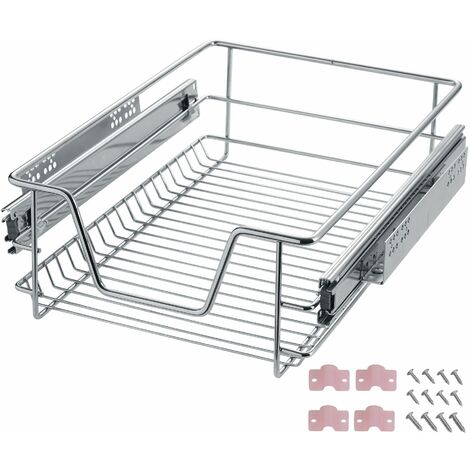 Drawer runners with drawer, telescopic - drawer slides, kitchen drawer runners, metal drawer runners