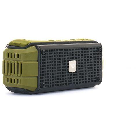 DreamWave Explorer Green Bluetooth Speaker