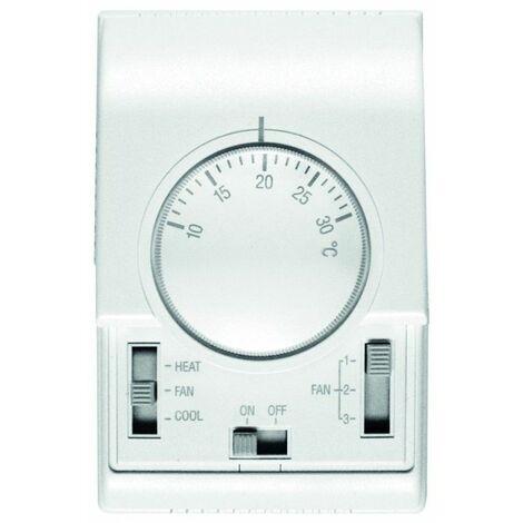 Drehzahlsteller 3 Stufen u. Thermostat Lufterhitzer Hallenheizung Luftheizung