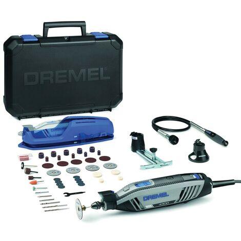 Dremel 175W 230V Multi-tool Kit - 45 Pieces Accessory Set in EZwrap Case - 4300-