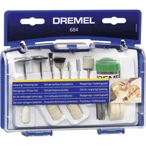 DREMEL 20 accessoires pour métaux précieux - Réf. 26150684JA