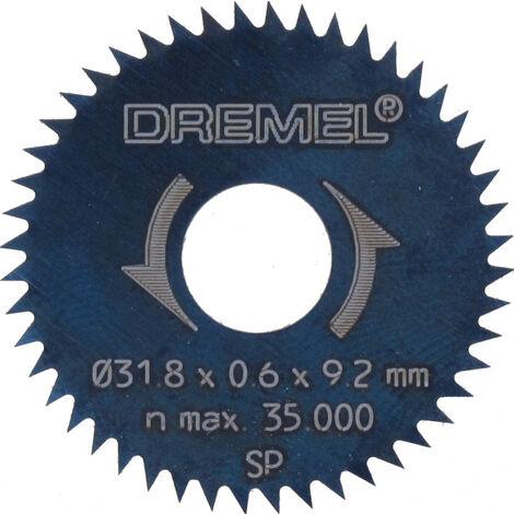 DREMEL 26150546JB Hoja tronzadora 31,8 mm N.546