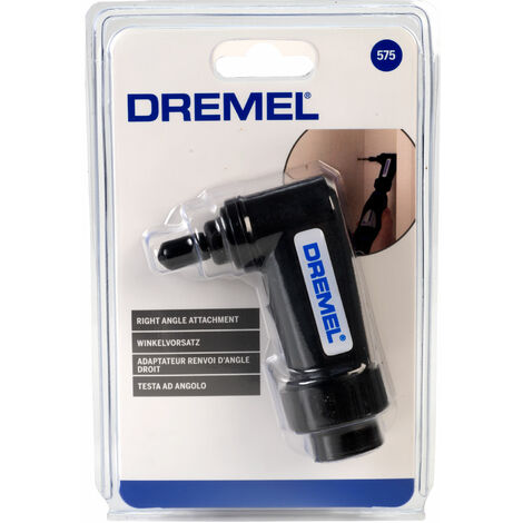 Dremel 2615057532 575 Right Angle Attachment