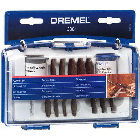 Dremel 26150688JA 688 Cutting Kit