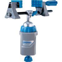 Dremel 3-in-1 Multi-Schraubstock (2500), grau/blau