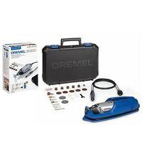 Dremel 3000-1/25 EZ Multitool + 25 Accessories + Flexible Shaft 230V F0133000JR