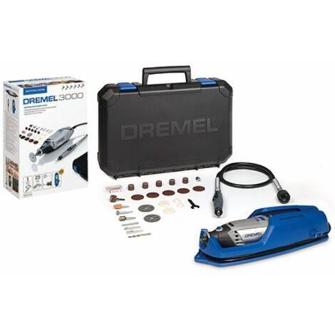 Dremel 3000-1 / 25 Herramienta multifunción EZ 1x accesorio 25 accesorios