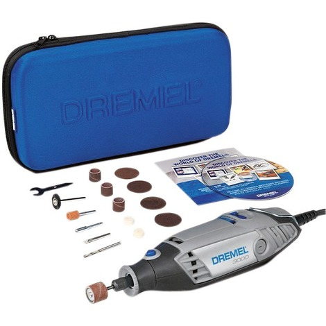 DREMEL 3000 130W - Avec 15 Accessoires OU 25 accessoires