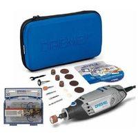 Dremel 3000 Multi Tool + 15 Accs & EZ SC690 Speed Cutting Set - F0133000KM