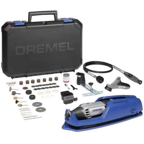 """main image of """"DREMEL 4000 175W Avec 65 Accessoires + 4 Adaptations en Coffret - F013 4000 JP"""""""