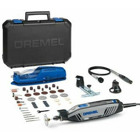 Dremel 4300-3/45 - Outil multifonction - incl. set d'accessoires (45pcs) - 175W