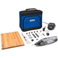 DREMEL 8100 outil multi-usage 7.2V 1.5Ah + 45 accessoires - F0138100KW