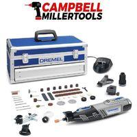 Dremel 8220-5/65 12v Multi Tool Platinum Kit - F0138220JL