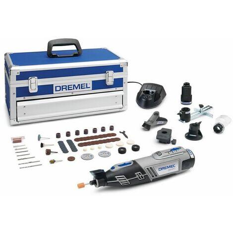 Dremel 8220-5 / 65 Outil multifonctionnel Platinum Edition avec accessoires