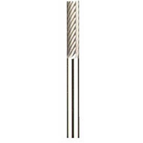 Dremel 9901 Fresa al Carburo Cilindrica, Diametro 3.2 mm