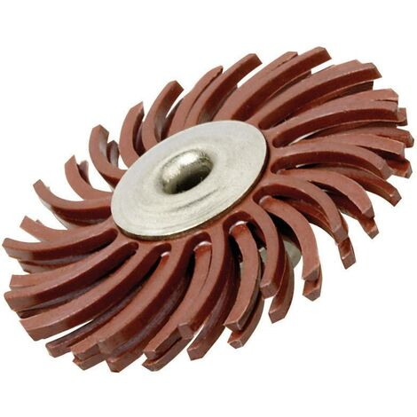 Dremel Brosse abrasive fine Speedclic, granulation 220 Dremel 473S 2615S473JA 1 pc(s) C51563