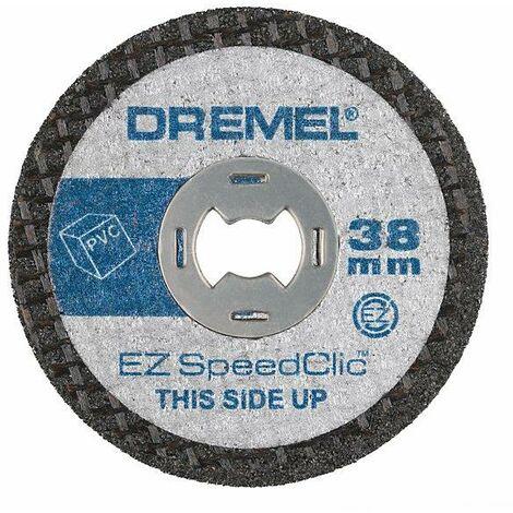 Dremel EZ SpeedClic: include 5 dischi da taglio per plastica. (SC476)