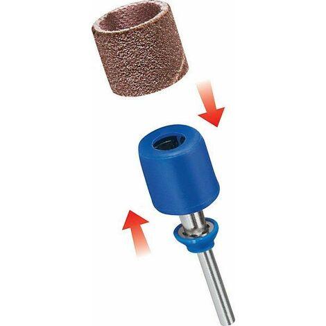 Dremel EZ SpeedClic : mandrin de ponçage et bandes de ponçage - 2615S407JA