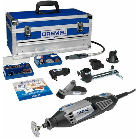 Dremel F0134000KF 4000-6/128 4000 Platinum Kit (6 Attachments + 128 Accessories)