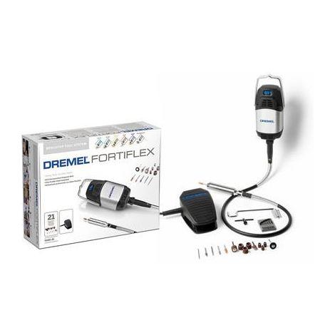 Dremel Fortiflex 9100-21 Hanging Motor Rotary Tool Drill Kit - F0139100JB