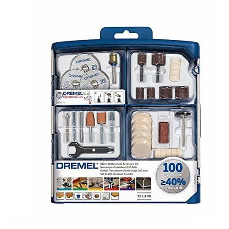 Dremel - Genuine Multipurpose Accessory Set - 100 Pieces