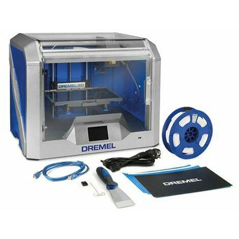 Dremel - Imprimante 3D40 Idea Builder 3D incl. accessoires et logiciel