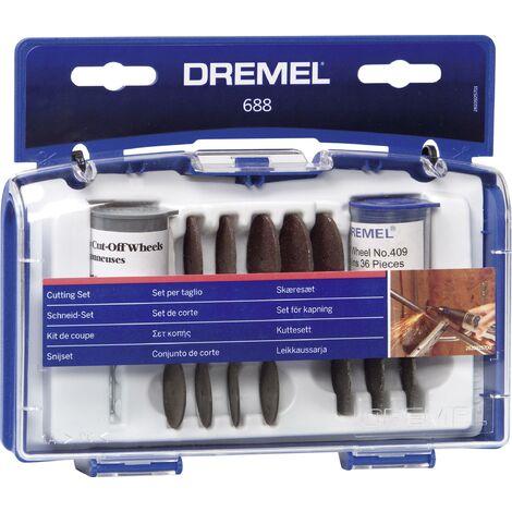 DREMEL Kit de découpe 69 accessoires - 26150688JA
